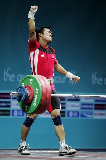 Hoàng Anh Tuấn tại Asian Games 2007 - Doha, Qatar